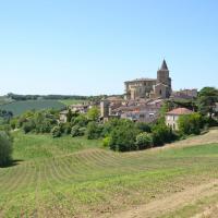 Le village & Le Chateau de Lavardens