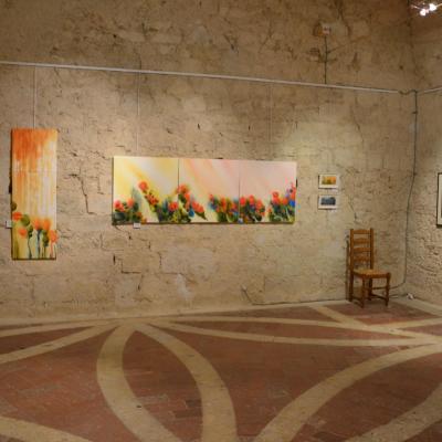 Une autre salle d'exposition