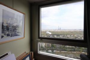 La vue depuis l atelier